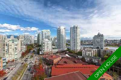 Yaletown Condo for sale:  2 bedroom 920 sq.ft. (Listed 2017-10-18)