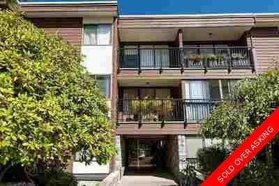 Point Grey Condo for sale:  1 bedroom 540 sq.ft. (Listed 2019-09-05)